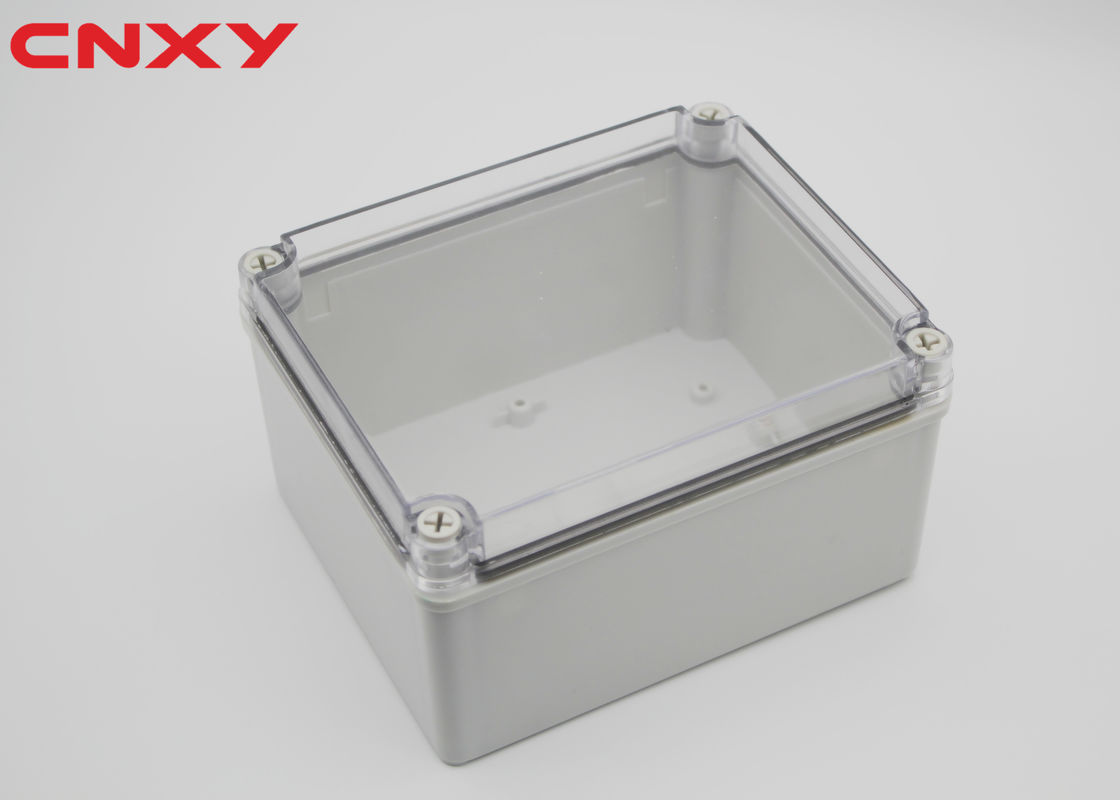 Water-resistant IP67 ABS electrical project box waterproof junction box plastic junction box 200*150*100mm